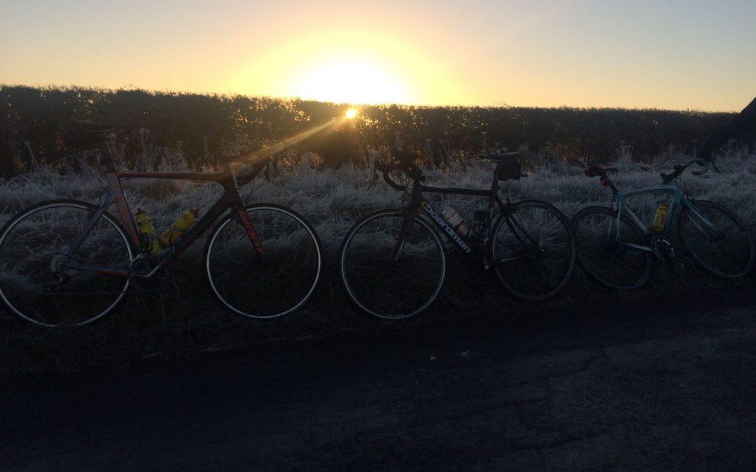 A Tale of 2 Winter Rides in Sub Zero Temperatures!