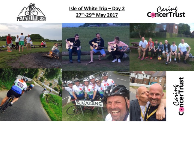 IoW – Day 2 – An Emotional One