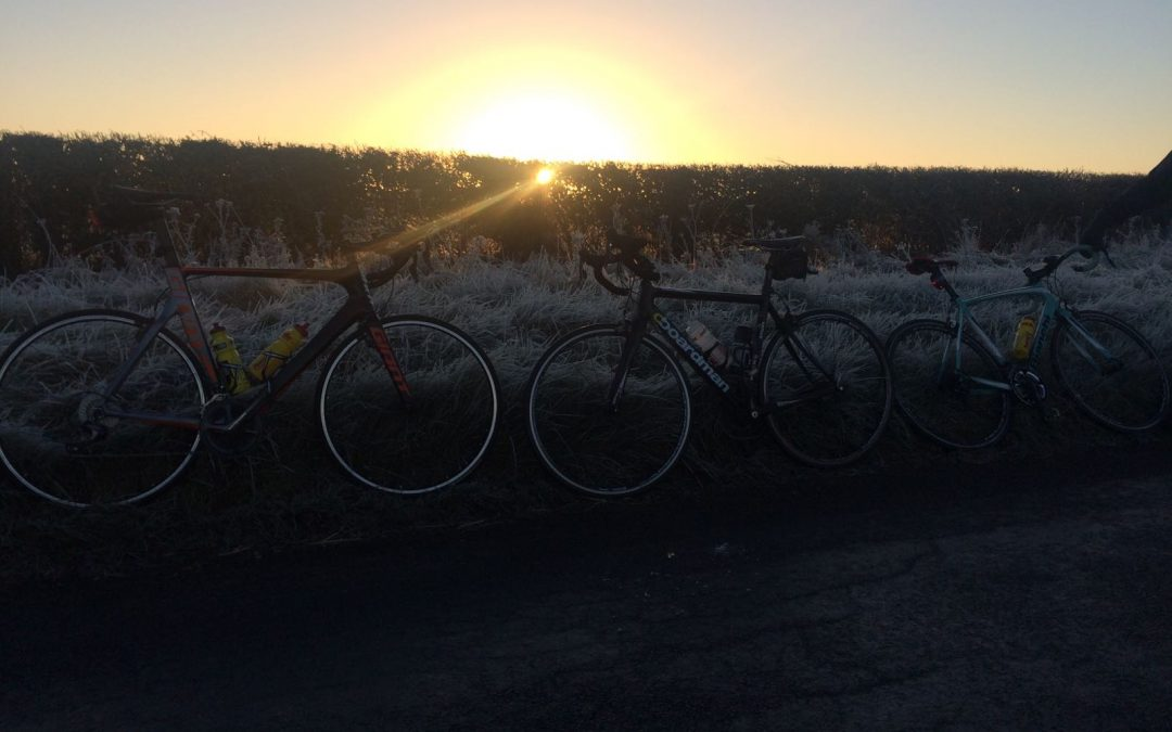 A Tale of 2 Winter Rides in Sub Zero Temperatures!