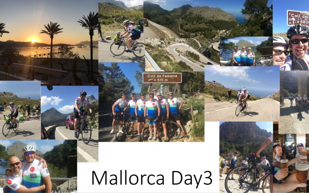 Day 3 – Quite Literally…Speechless!