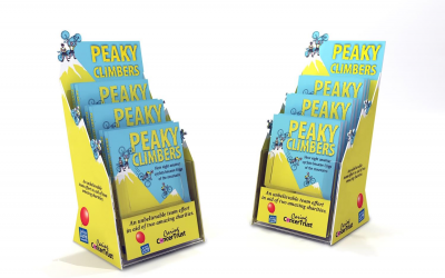 Peaky Climbers Book Launch